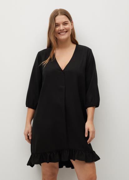 Black oasis-stores.com Plait Trim Vest
