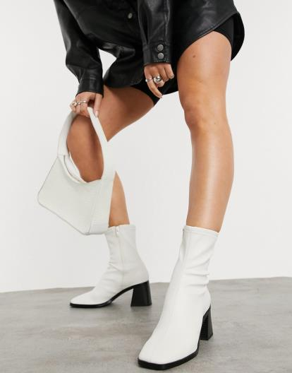 Brown H&M Ankle Boots