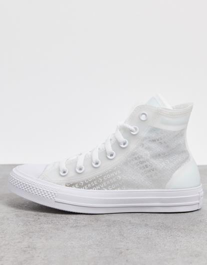 Black zara.com Leather High-Top Sneakers With Zip