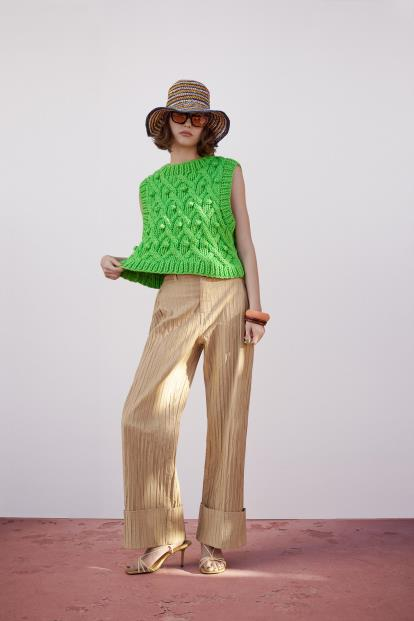 Pink uniqlo.com Women Supima Cotton Stretch Long Sleeve Shirt
