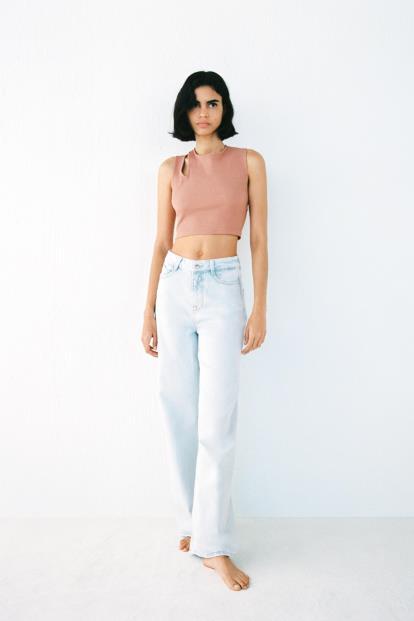 Grey uniqlo.com Women Pleated Midi Skirt
