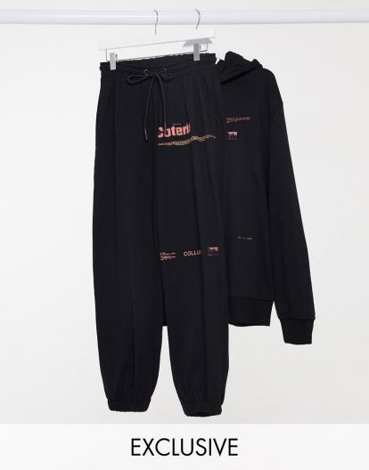Black Zara Leather Effect Mini Dress
