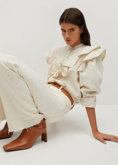 Multi asos.com Cami Midi Dress With Tie Sides And Printed Hem Detail