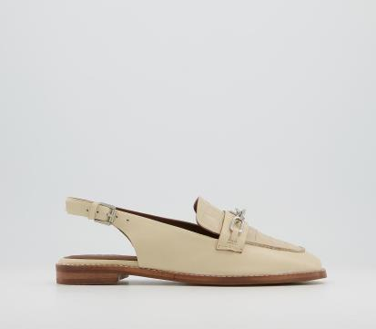 Beige asos.com Layla Ballet Flats