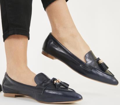 Beige asos.com Leader Ballet Flats