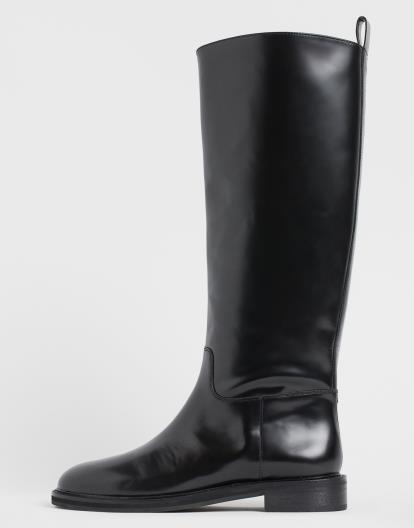 Black hm.com Jersey Jumpsuit