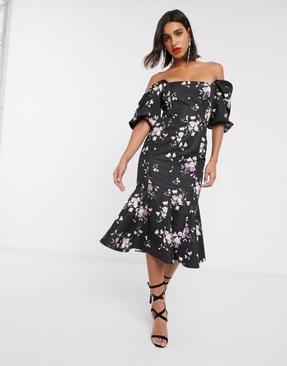 Black & Other Stories Satin Zip Dress